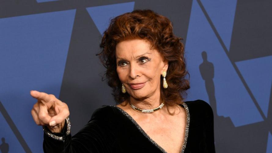 Η Sophia Loren θα τιμηθεί από το Διεθνές Φεστιβάλ Κινηματογράφου Capri-Hollywood