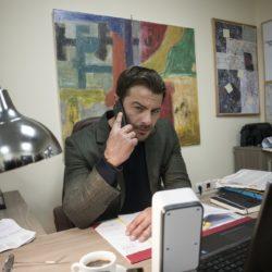 """Γιώργος Αγγελόπουλος: """"Είχα σκεφτεί να κάνω πρόταση γάμου…"""""""