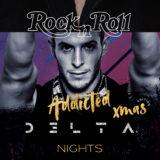 Ο D3lta σ' ένα εορταστικό, XMAS live στο Rock n Roll Athens στην Αθήνα
