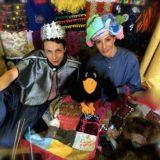 Ένα πάπλωμα για τον Βασιλιά: Παράσταση στον πολυχώρο για παιδιά Mimi & Mou