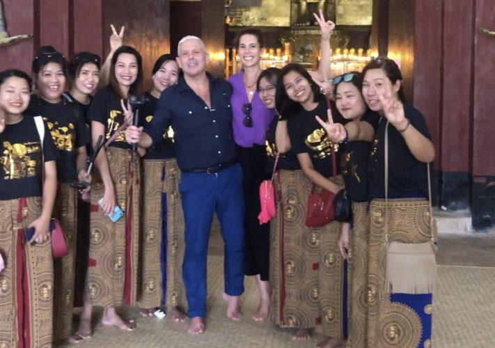 Ο Τάσος Δούσης και οι «ΕΙΚΟΝΕΣ» ταξιδεύουν στην ονειρική Βιρμανία