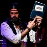 Το φαλιμέντο του κόσμου με τον Λεωνίδα Κακούρη στο Θέατρο Άλμα