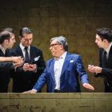 «Ωνάσης: Τα Θέλω Όλα» στο θέατρο Παλλάς | 20 Τελευταίες Παραστάσεις