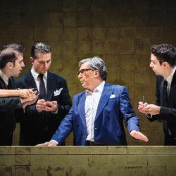 «Ωνάσης: Τα Θέλω Όλα» στο θέατρο Παλλάς   20 Τελευταίες Παραστάσεις