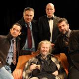 Ξεκίνησαν οι πρόβες για τη νέα θεατρική παραγωγή του Μικρού 'Ανεσις - Ενα λιοντάρι Μεσοπέλαγα