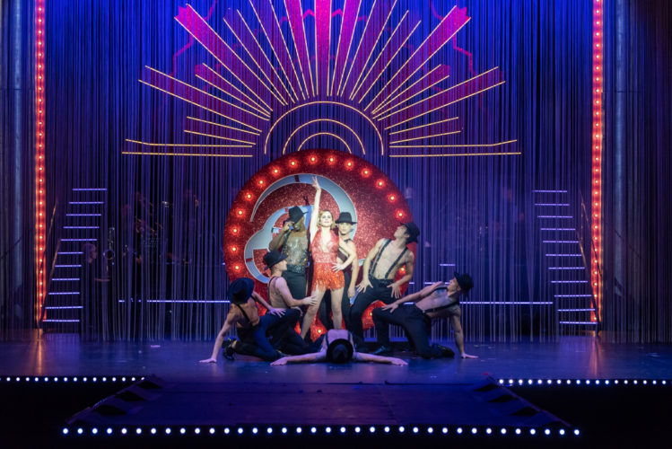 CHICAGO I Θέατρο Ολύμπια - Δημοτικό Μουσικό Θέατρο Μαρία Κάλλας   Οι παραστάσεις συνεχίζονται