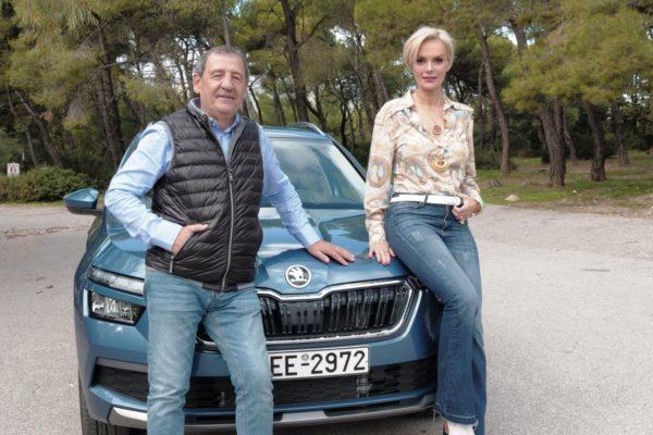 Traction: Ο Κώστας Στεφανής υποδέχεται την Έλενα Χριστοπούλου