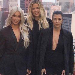 Kim και Kourtney Kardashian έπαιξαν ξύλο και τις χώρισε η Khloe