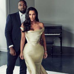 Δείτε την νέα οικογενειακή φωτογραφία της Kim Kardashian που έδωσε τέλος στις φήμες διαζυγίου με τον Kanye West