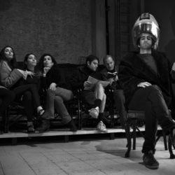 Ο Μιχαήλ Μαρμαρινος επιστρέφει στο θέατρο Θησείο