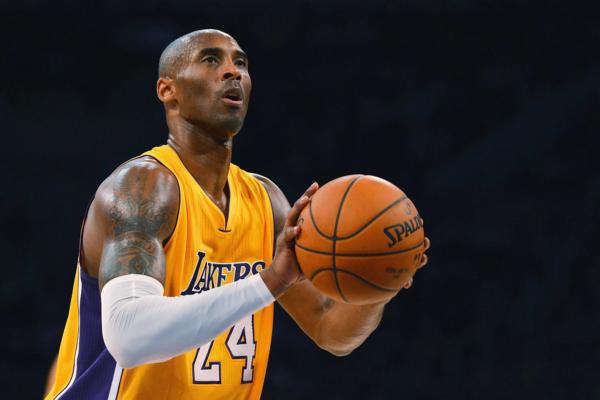 Ο Irving πρότεινε να αλλάξει το logo του ΝΒΑ για χάρη του Kobe Bryant!