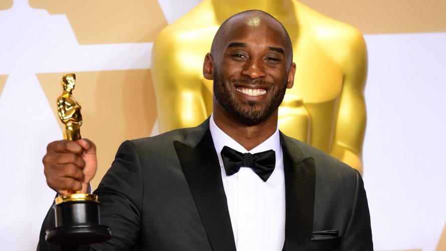 Δείτε την στιγμή που ο Kobe Bryant έγινε animation και κέρδισε το Oscar