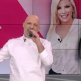 Νίκος Μουτσινάς: «Η Αντελίνα Βαρθακούρη έκλεισε στον Alpha»