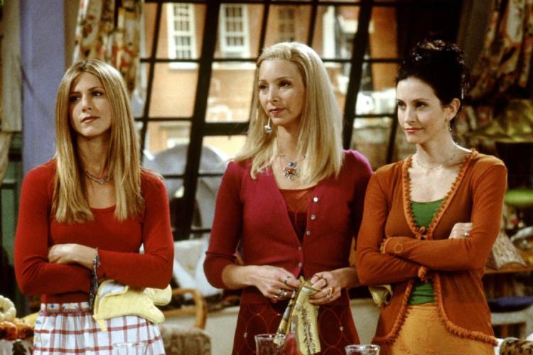 Rachel, Monica και Phoebe πρωταγωνιστούν σε επικό βίντεο… reunion των Friends!