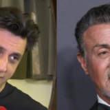 Ο Γιώργος Χρυσοστόμου σχολιάζει την ομοιότητα με τον Sylvester Stallone