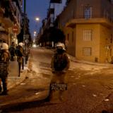 Κόρη γνωστού ηθοποιού ανάμεσα στους συλληφθέντες στην κατάληψη στο Κουκάκι
