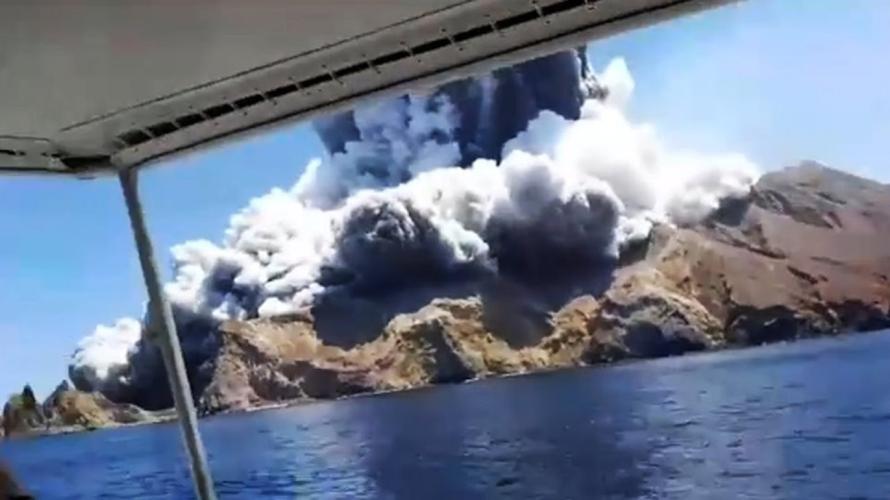 Έκρηξη ηφαιστείου στη Νέα Ζηλανδία: Στους 18 οι νεκροί