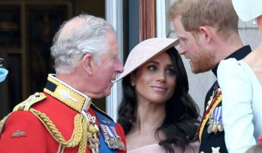 Ο Κάρολος κόβει την επιδότηση από τον πρίγκιπα Harry και την Meghan Markle