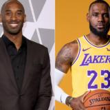 Με την αγκαλιά στον Kobe Bryant και την κόρη του το νέο «αντίο» του LeBron James