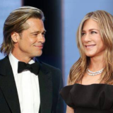 Brad Pitt: «Εννοείται πως θα μιλήσω με την Jenn μόλις πάω μέσα. Θα είναι το δεύτερο πιο σημαντικό reunion της μετά τα Φιλαράκια»