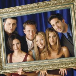 Friends: Η πρώτη φωτογραφία εν όψει του reunion
