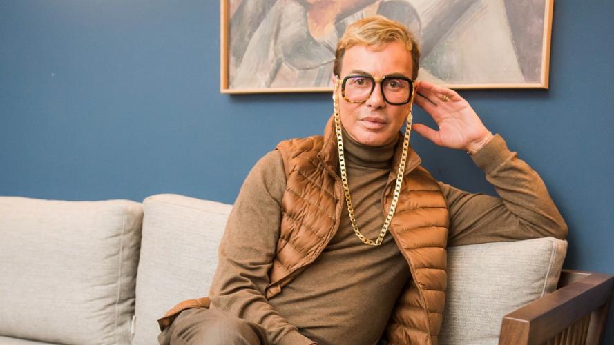 """Λάκης Γαβαλάς: """"Μου πήραν όλα τα χρήματα του My Style Rocks"""""""