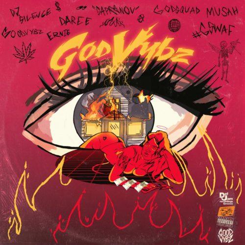 Godsquad x Dj Silence – Godvybz | Νέο EP με 6 νέα τραγούδια