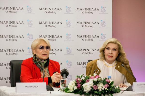 Η Μαρινέλλα ενώνει τις δυνάμεις της με την «Ελπίδα»