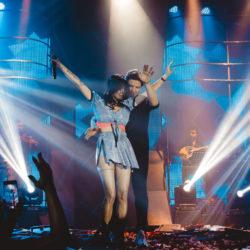 Οι επώνυμοι διασκεδάζουν με Πάολα και Νίκο Κουρκούλη στο Teatro!