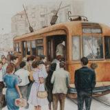 Έκθεση ζωγραφικής της Άρτεμης Χατζηγιαννάκη στο The Art Foundation