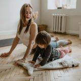 Yoga για παιδιά στον παιδικό πολυχώρο Mimi & Mou