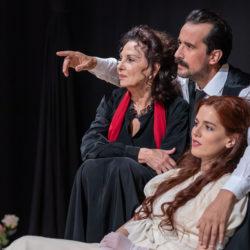 """Τελευταίες παραστάσεις για το """"Ιστορία χωρίς όνομα"""" στο Faliro Summer Theater"""