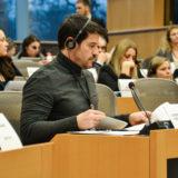 Παρέμβαση του Ευρωβουλευτή Αλέξη Γεωργούλη στην Επιτροπή Πολιτισμού και Παιδείας