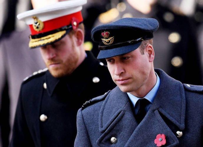 O τελευταίος μπάτλερ της πριγκίπισσας Diana αποκάλυψε τον λόγο που έφερε τη ρήξη ανάμεσα σε William και Harry