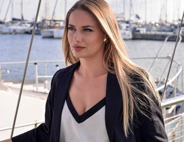 Γυναίκα χωρίς όνομα: Η Ντόρα Μακρυγιάννη αποκαλύπτει αν δυσκολεύτηκε όταν έπεσε στην θάλασσα από το σκάφος