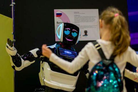 City of Robots ǀ Η μεγαλύτερη έκθεση ρομποτικής για πρώτη φορά στην Ελλάδα! στο Κέντρο Πολιτισμού «Ελληνικός Κόσμος»!