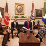 Πρώτες οι ειδήσεις του ΣΚΑΪ στη μετάδοση της συνάντησης Μητσοτάκη - Τραμπ