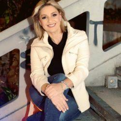 Το συγκινητικό αντίο της Νατάσας Ράγιου στη φίλη και κουμπάρα της, Χριστίνα Λυκιαρδοπούλου