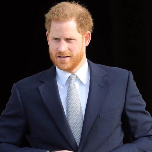 Ο κρυφός λογαριασμός του πρίγκιπα Harry στο Instagram