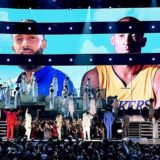 BTS, Nas, Billy Ray Cyrus με Lil Nas X στη σκηνή των Grammy