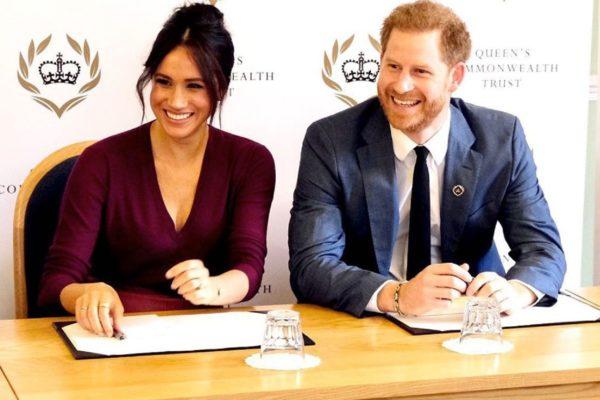 Η Meghan Markle και ο Πρίγκιπας Harry μετακόμισαν για μια ακόμη φορά