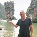 Εικόνες: Ο Τάσος Δούσης μας ταξιδεύει στην Ταϊλάνδη και στην παραλία του Di Caprio στο νησί Phi Phi Leh