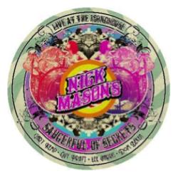 Nick Mason και οι Saucerful Of Secrets ανακοινώνουν την κυκλοφορία του Live at the Roundhouse!