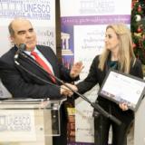 Το Ίδρυμα Μείζονος Ελληνισμού βραβεύθηκε, από τον Όμιλο UNESCO Πειραιώς και Νήσων