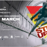 To νέο Cinema Alive εμπνέεται από τον κόσμο του Step Up