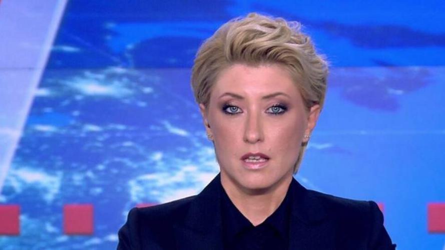 Η Σία Κοσιώνη εμφανίστηκε στο Δελτίο Ειδήσεων με νέο hair look