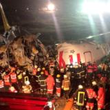 Κωνσταντινούπολη: Αεροπλάνο κόπηκε στα τρία στο αεροδρόμιο