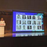 Η Αντιπρόεδρος του Ιδρύματος Μείζονος Ελληνισμού, κυρία Σοφία Κουνενάκη Εφραίμογλου, απένειμε το μεγάλο βραβείο των Hellenic Responsible Business Awards 2020