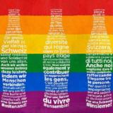 H Coca-Cola αγόρασε τα εξώφυλλα των ελβετικών εφημερίδων και έστειλε μήνυμα κατά της ομοφοβίας