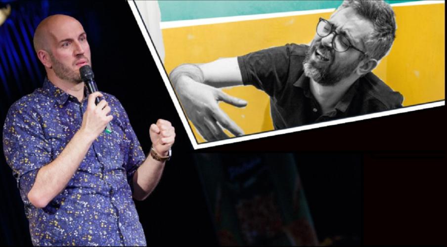 Θέατρο Σταθμός   Stand up comedy με Δημήτρη Δημόπουλο και Δημήτρη Χριστοφορίδη